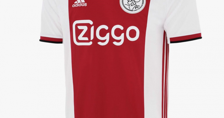 Ajax thuisshirt 2021