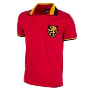 Belgie retro voetbalshirt 1960's