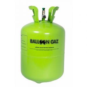 Wegwerp helium tank voor 50 ballonnen