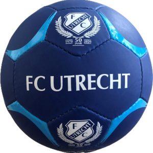 FC UTRECHT VOETBAL - Jubileum Voetbal - 50 jaar - Blauw - OPGEPOMPT