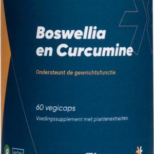 Fittergy Supplements - Boswellia en Curcumine - 60 capsules - Kruiden - voedingssupplement