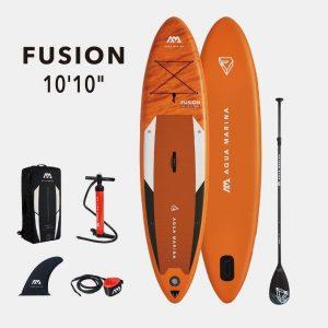 Aqua Marina Sup Board Fusion Oranje