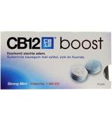 Cb12 Mondverzorging Boost Kauwgum (10st)