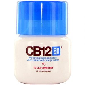 Cb12 Mondverzorging Regular Mini 50ml