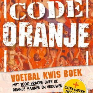 Code Oranje - Chris Willemsen, Martin van Zaanen - Paperback (9789492273468)