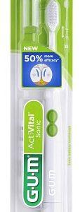 Gum Activital Sonic Batterij Tandenborstel Soft Per stuk