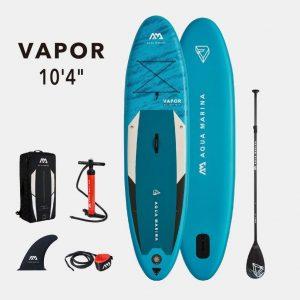 Aqua Marina Sup Board Vapor Blauw