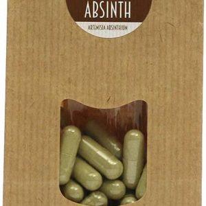 Indian Elements Absinth - 60 capsules - kruiden - supplement