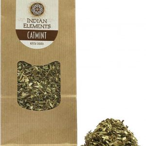 Indian Elements Catmint - 50 gram - kruiden - supplement - thee