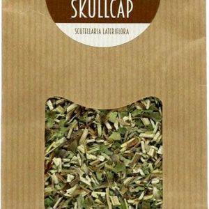 Indian Elements Skullcap - 50 gram - kruiden - supplement - thee