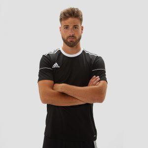 adidas Adidas squad 17 voetbalshirt zwart heren heren